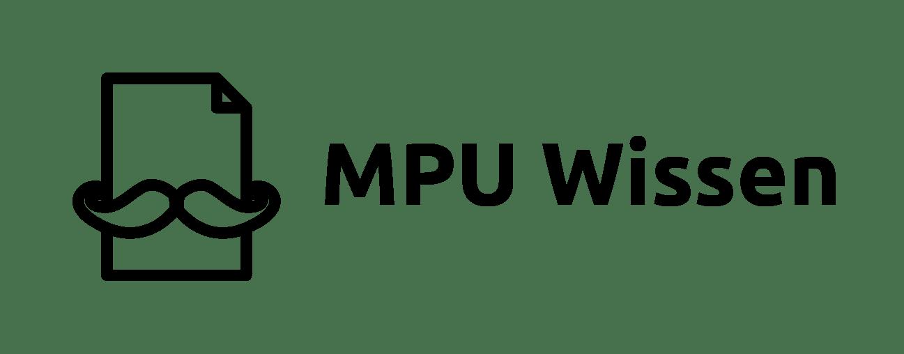 MPU Wissen